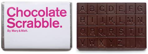 scrabble chocolate matt create a chocolate scrabble bar