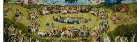 Garten Der Lüste Hieronymus Bosch by Hieronymus Bosch Garten Der L 252 Ste Schauen In Mit