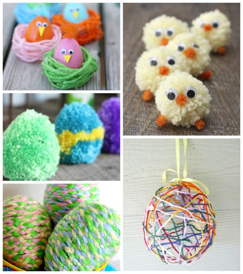 yarn crafts for yarn crafts for photo album crafts with yarn for