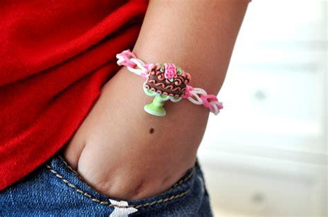 make rubber band jewelry sweet rubber band bracelets