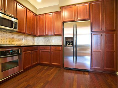 kitchen furniture images oak kitchen cabinets pictures ideas tips from hgtv hgtv