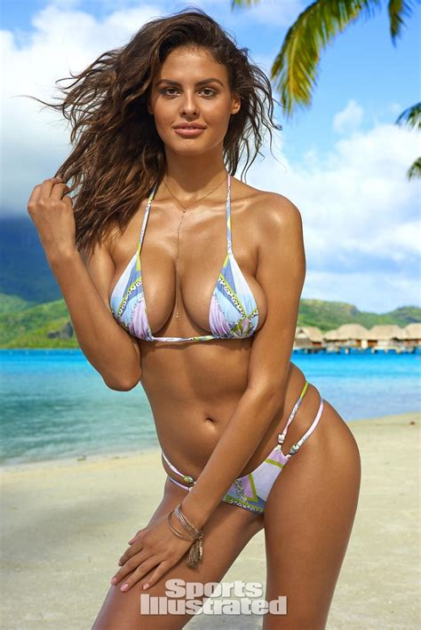 sports illustrated bo krsmanovic in sports illustrated swimsuit issue 2016