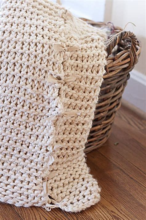 simple loom knit blanket easy knit blanket with stiefel