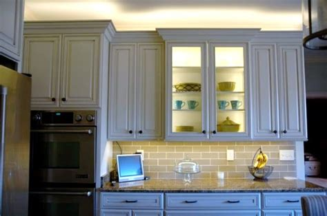 lights for cabinets how to installing glass cabinet lighting inspiredled