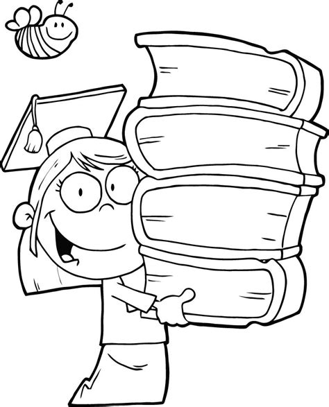 pictures of books to color coloring pages of books az coloring pages