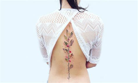 tattoos for nature lovers by pis saro illusion magazine