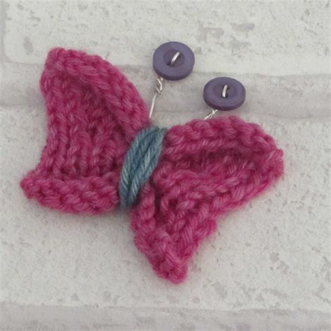 knitted butterfly knitted butterfly tutorialjane burns burns