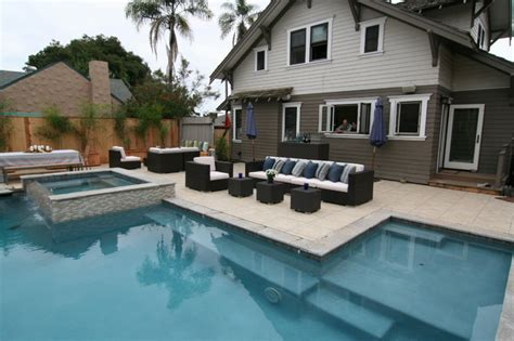 Decorative Screens For Living Rooms by New Pool Design Modern Pool San Diego