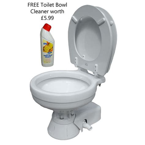Jabsco Toilet Cleaner by Jabsco Compact Bowl Quiet Flush Electric Toilet Sheridan