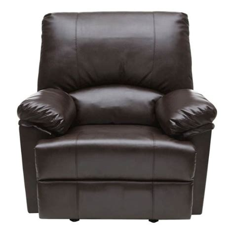 Rocker Chair Best Buy by Relaxzen Heat And Rocker Recliner Chair Brown 60