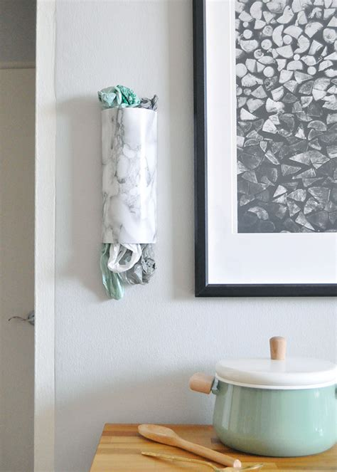 diy plastic diy plastic bag holder design sponge