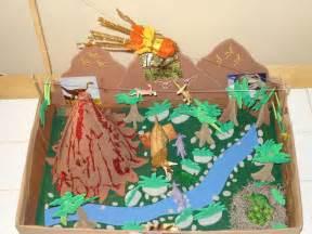 dinosaur craft projects dinosaur diorama school projects dinosaurs