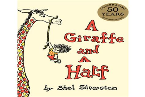 a giraffe and a half robinage childrens books and recommendations and