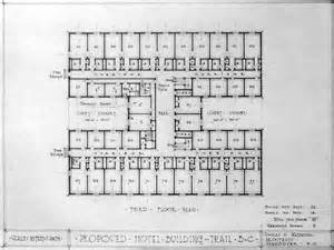 floor plans of hotels proposed hotel building trail b c third floor plan