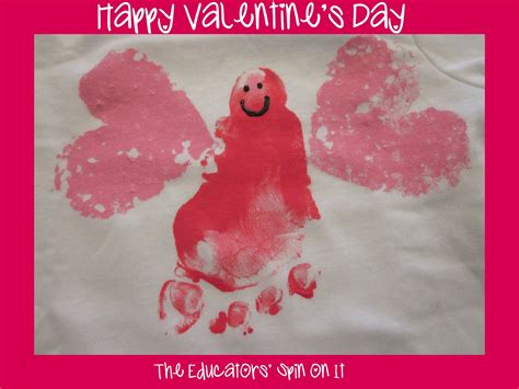 valentines day arts and crafts for s day activities for babies and toddlers the