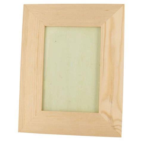 support bois d 233 corer cadre photo 23x18 cm pour photo 10x15cm