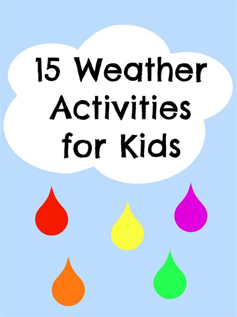 weather craft for weather crafts for toddlers ye craft ideas