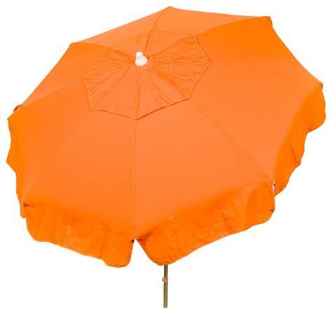 orange patio umbrella italian umbrella orange 72 quot x91 quot patio pole
