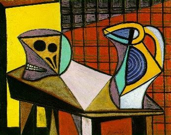 picasso paintings facts picasso another still with a skull