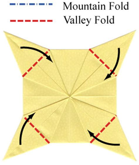 how to make an origami table how to make a traditional origami table page 9
