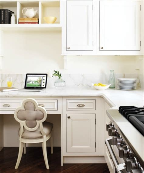 kitchen desk kitchen desks tips for what to do with them driven by decor