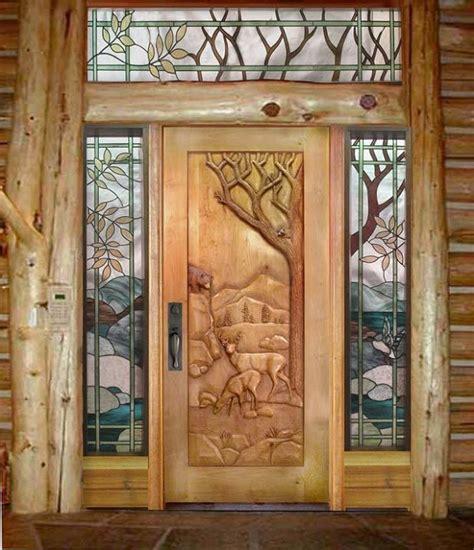 carved front doors carved doors home design garden architecture