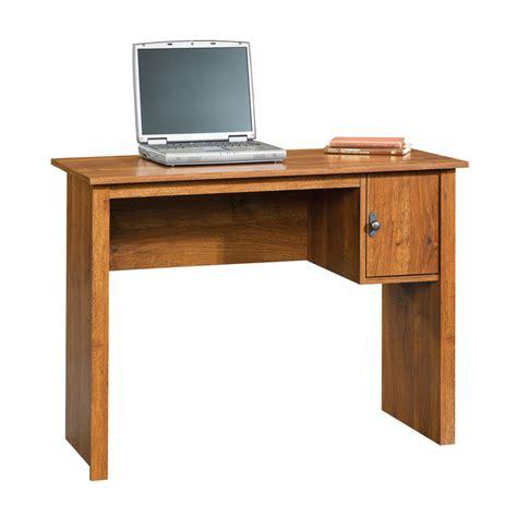 sauder student desk shop sauder oak student desk at lowes