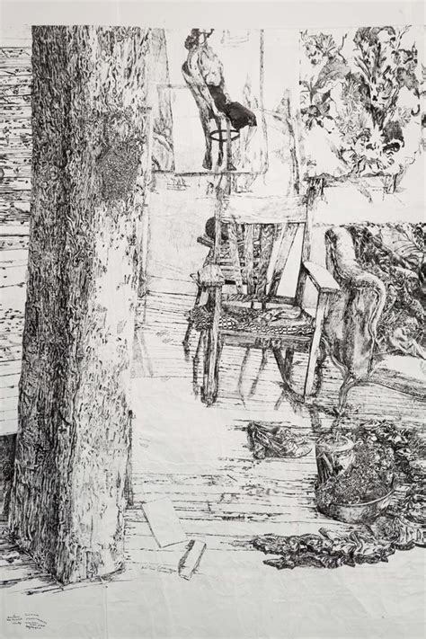 Drawing Interiors dawn clements movie detail contemporary art