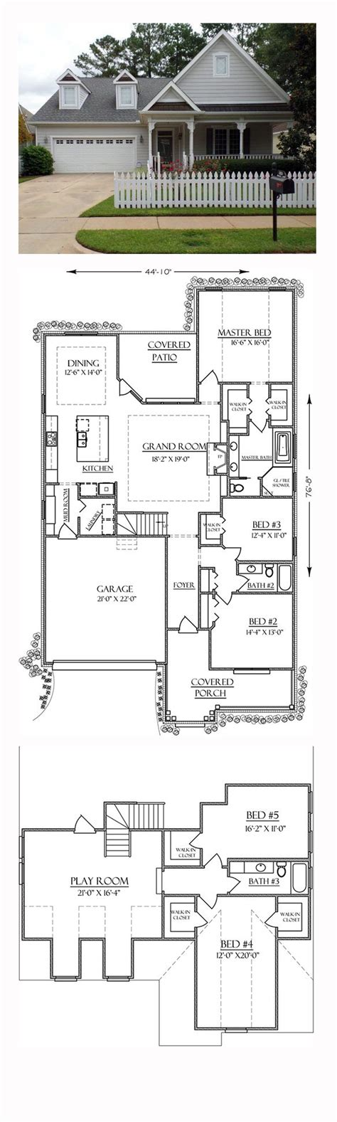 plans for new homes 25 best ideas about house plans design on