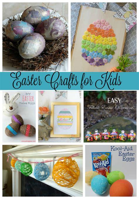 kid easter crafts easter crafts for via casa