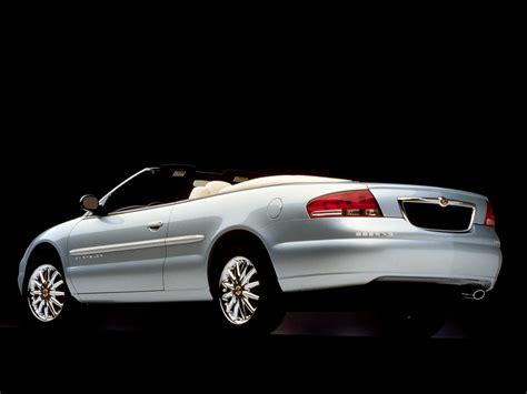 03 Chrysler Sebring by Chrysler Sebring Convertible Jr 2000 03
