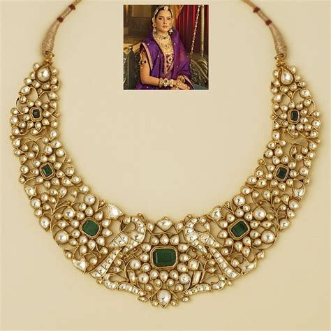 photo jewelry mughals jewelry designs collection necklace jewelry point