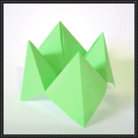 origami player free how to make a fortune teller origami