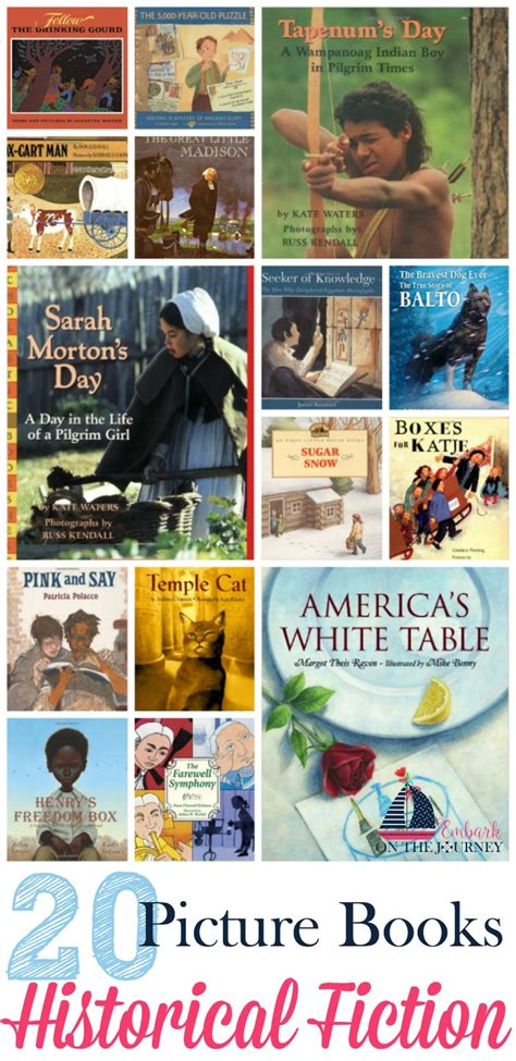 picture books historical fiction 20 historical fiction picture books for elementary readers