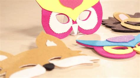 for children to make creativity made simple with jo make masks with