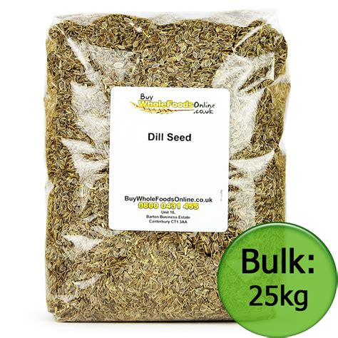 seed wholesale dill seed 25kg bulk buy whole foods