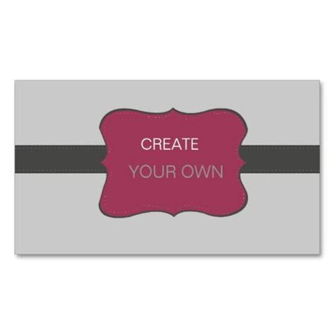 make your own card template create your own business cards photography business