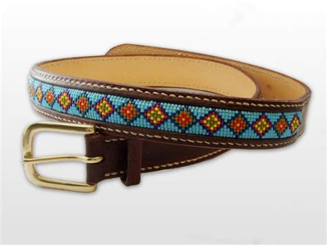 Beaded Belt By Outbackp On Deviantart