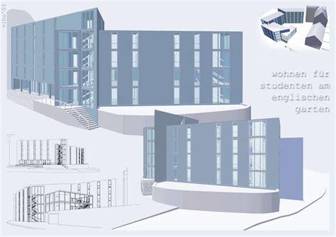 Englischer Garten München Verordnung by Www Architekturstudium Wohnen F 252 R Studenten Am