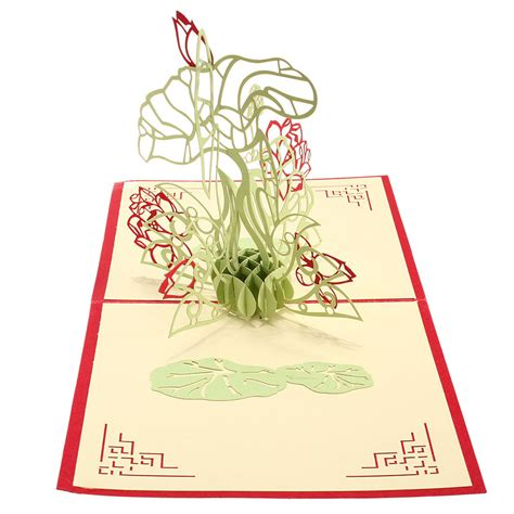 origami 3d card buy wholesale 3d origami flowers from china 3d