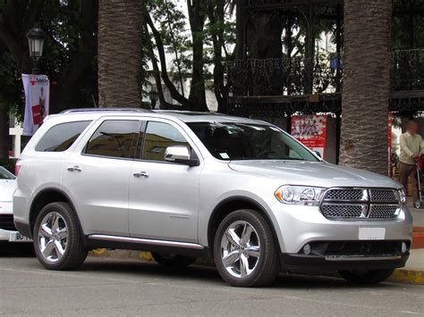 Dodge Durango 2012 by 2012 Dodge Durango Information And Photos Zombiedrive