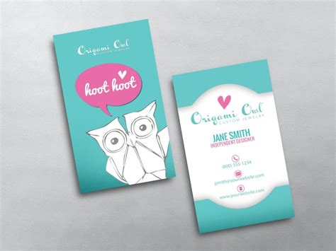 origami owl business cards origami owl business cards free shipping