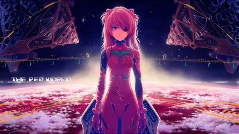 neon genesis neon genesis evangelion asuka langley soryu anime