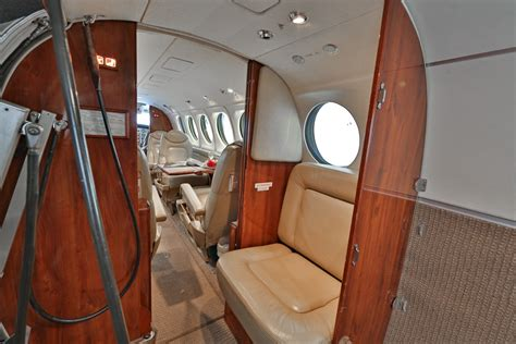 Cing Toilet Usa by 2003 King Air B200 Cfs Jets
