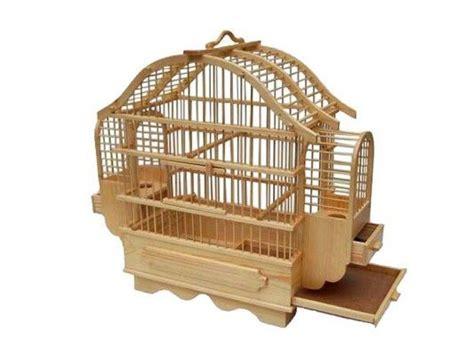 Birds Wooden Cage Design Wood Bird Cage Plans