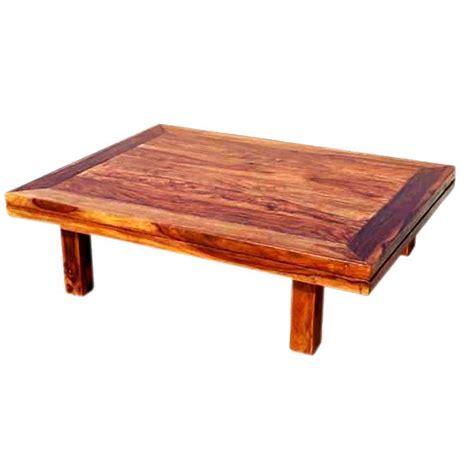 Height Of Coffee Table santa cruz traditional low height coffee table