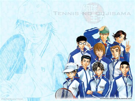 the new prince of tennis prince of tennis wallpapers wallpaper cave