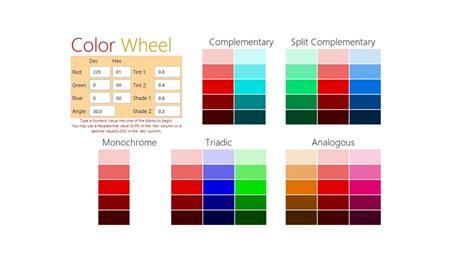 paint color scheme generator paint color scheme generator 28 images color wheel a