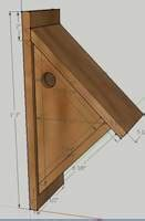 chickadee house plans free a house plans woodworking plans and