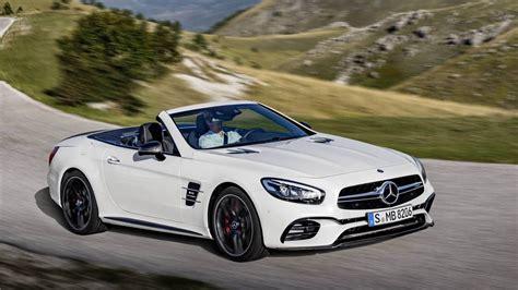 Mercedes Luxury Car by Luxury Sports Cars 2016 Mercedes Sl Class Pho2car